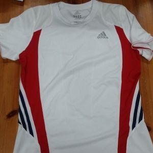 Adidas Practice Shirt || Clima Cool || Supernova